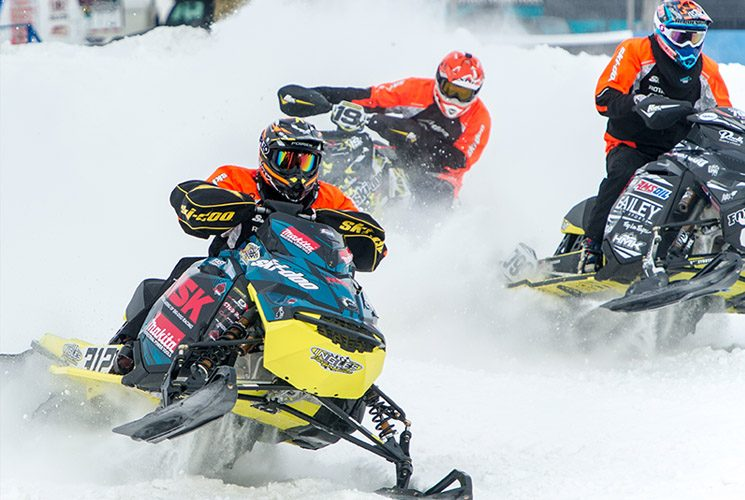 Le Grand Prix Ski-Doo de Valcourt sera de retour du 9 au 11 février prochain