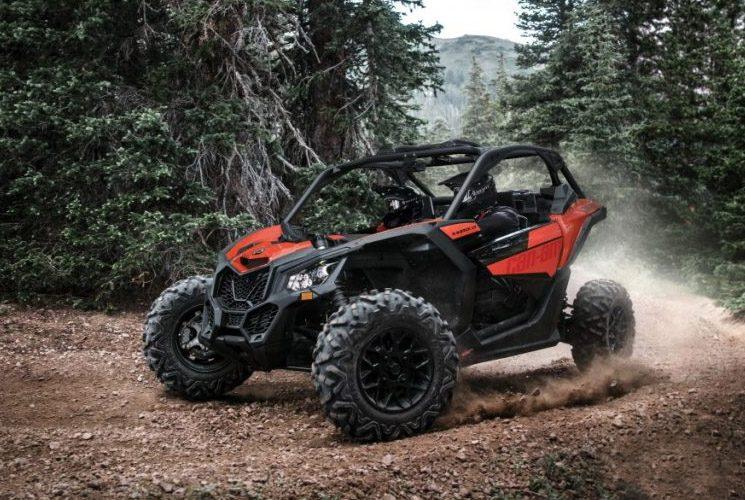 Can-Am lance un nouveau modèle avec le Maverick X3 900 HO