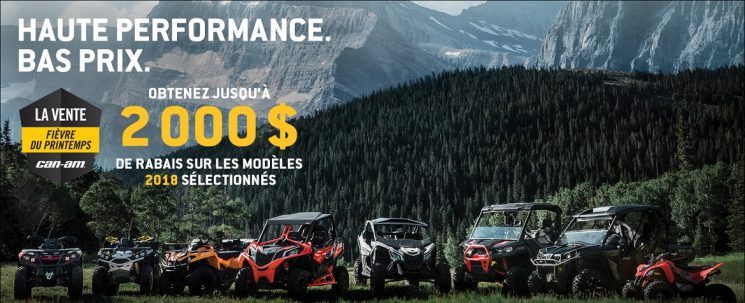 Promotion Can-Am