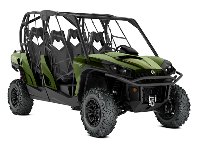 Can-am Commander MAX XT 2019