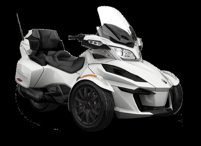 Can-Am Spyder RT 2019