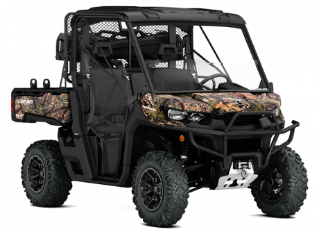 Can-am Defender Mossy Oak Hunting Edition 2019