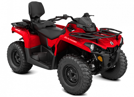 Can-am Outlander MAX 450 / 570 2020