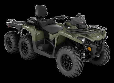 Can-am Outlander MAX 6x6 DPS 450 2020