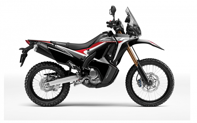 Honda CRF250 Rally 2020