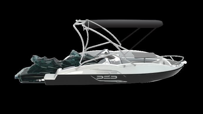 WAVE BOAT 525 FULL WAKE 2020