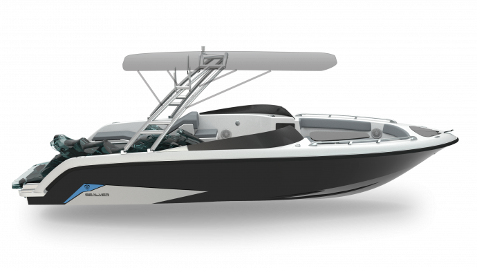 WAVE BOAT 656 FULL WAKE 2020