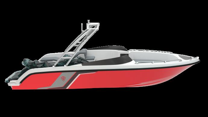 WAVE BOAT 656 WAKE 2020