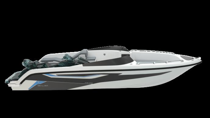 WAVE BOAT 656 SUNDECK 2020