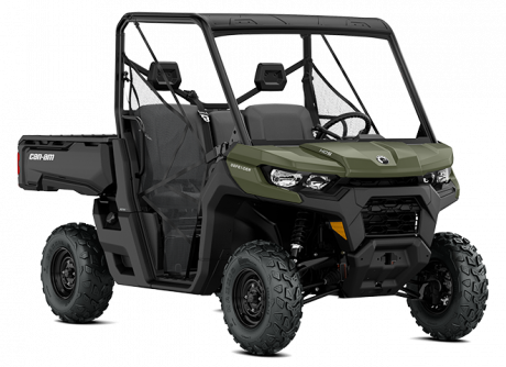 Can-am DEFENDER 2021