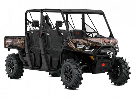Can-am DEFENDER MAX X MR 2021