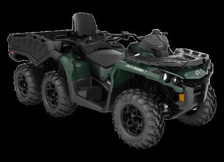 Can-am OUTLANDER MAX 6X6 DPS 650 2021