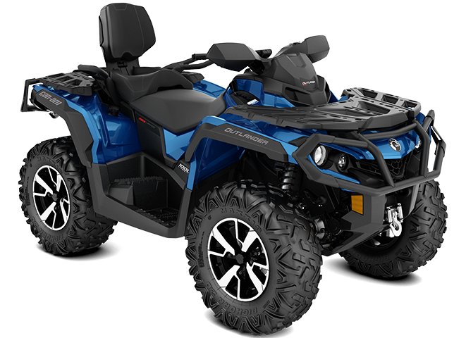 Can-am OUTLANDER MAX LIMITED 2021