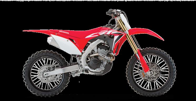 Honda CRF250R 2021