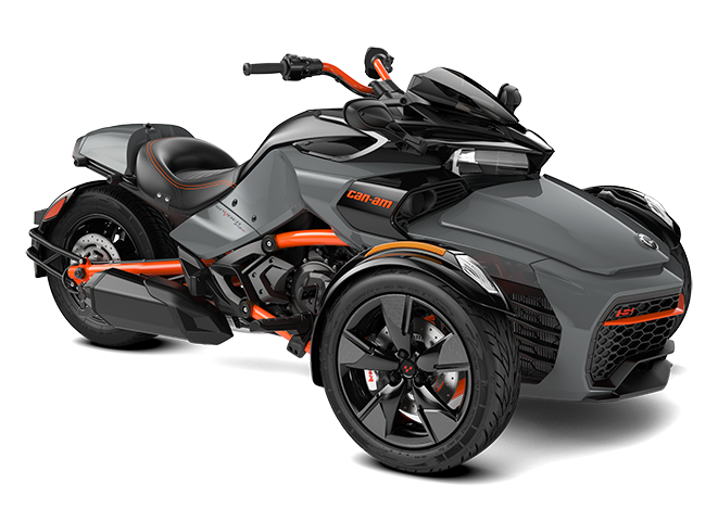 Can-am SPYDER F3-S SPECIAL SERIES 2021