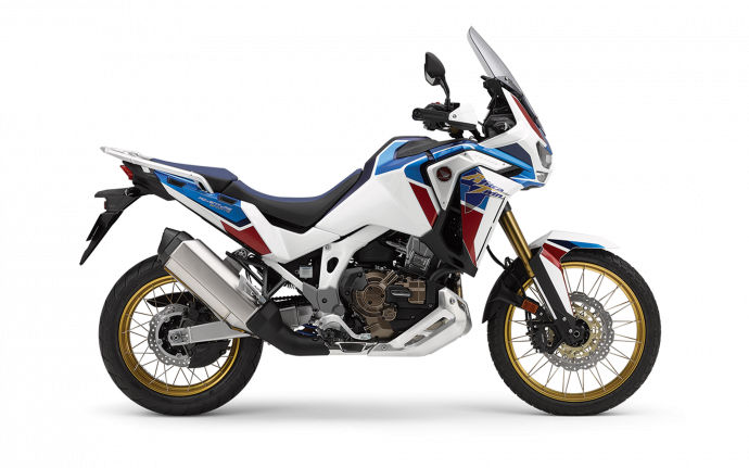 AFRICA TWIN ADVENTURE SPORTS DCT Tricolore 2021