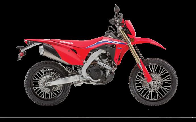 CRF450RL Rouge extrême 2021