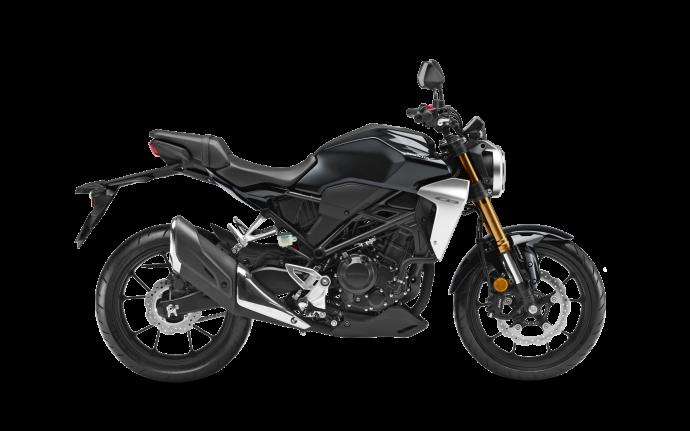 CB300R Noir 2021