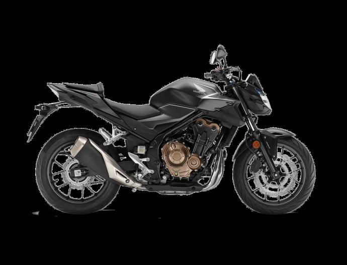 CB500F Noir Mat 2021