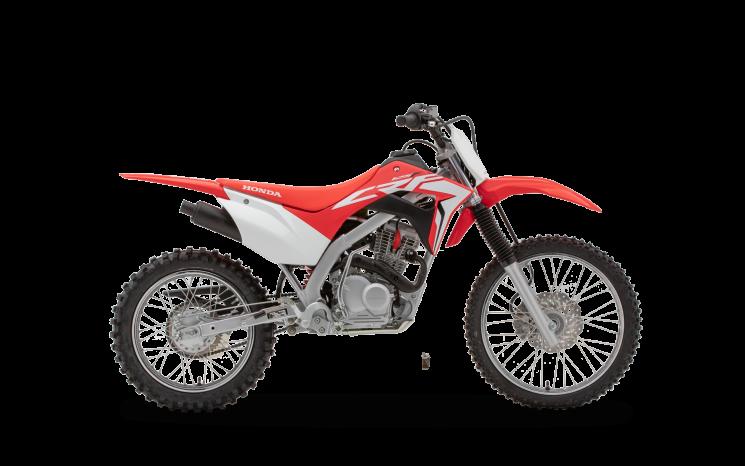 Honda CRF125FB Rouge extrême 2021