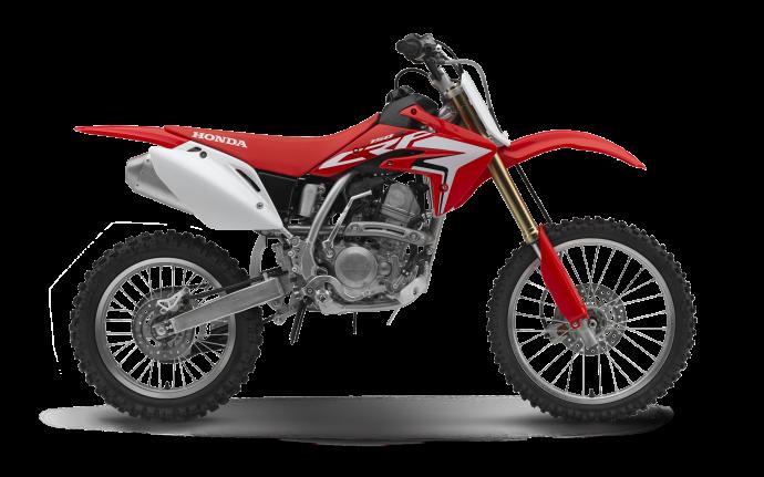 CRF150R EXPERT Rouge extrême 2021