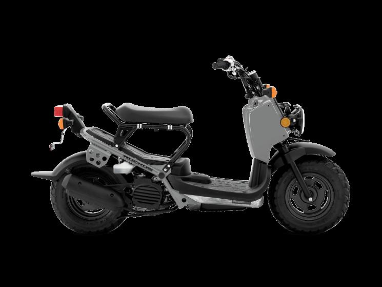 Honda Scooters RUCKUS Gris 2022